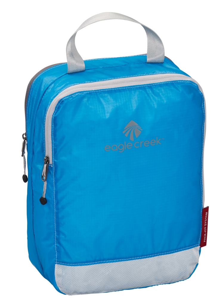 Eagle Creek Pack-It SpecterClean Dirty Half Cube brilliant blue-30