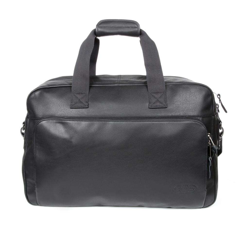 Eastpak Dokit Black Leather-30