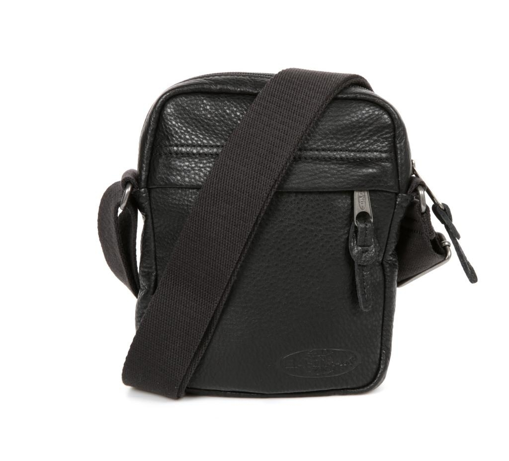Eastpak The One Black Leather-30