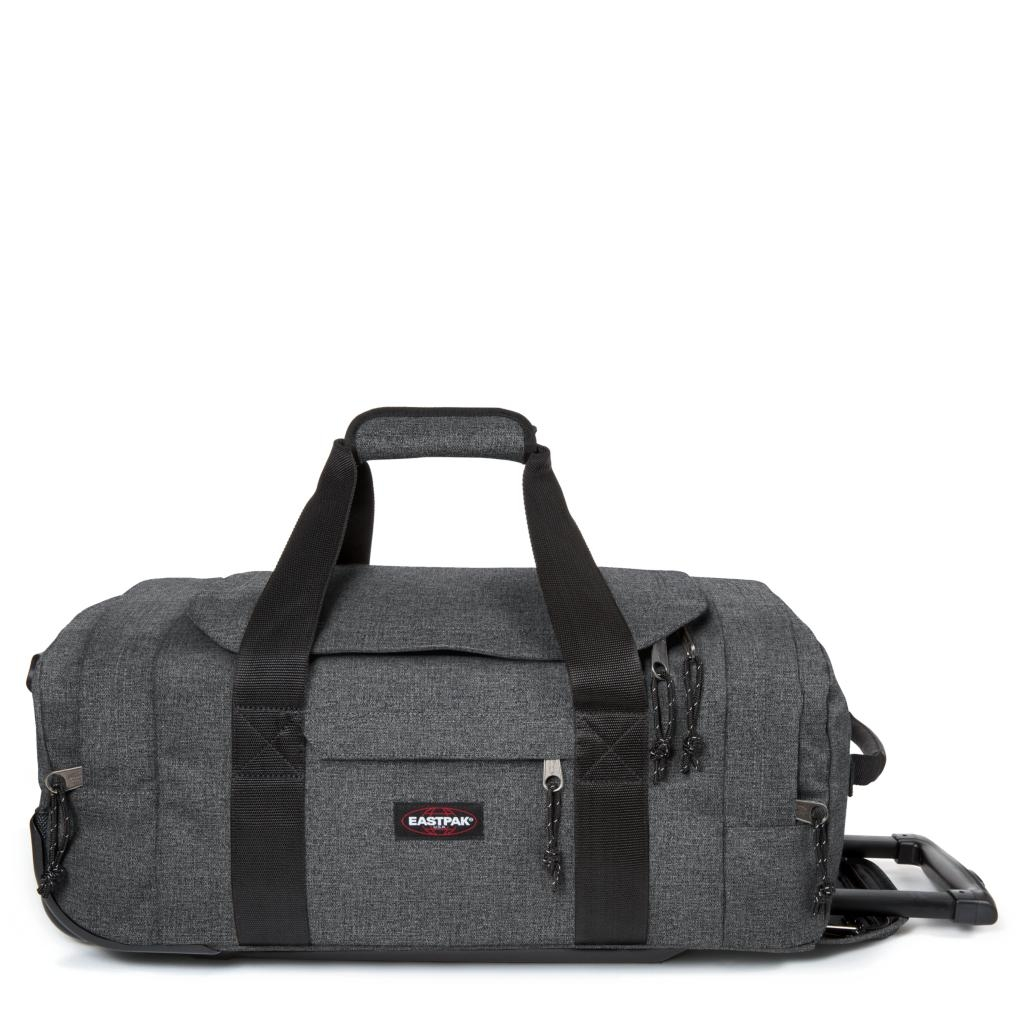 Eastpak Leatherface S Black Denim-30