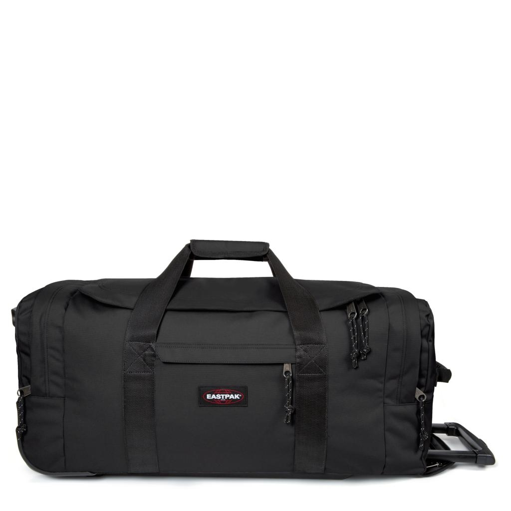 Eastpak Leatherface M Black-30