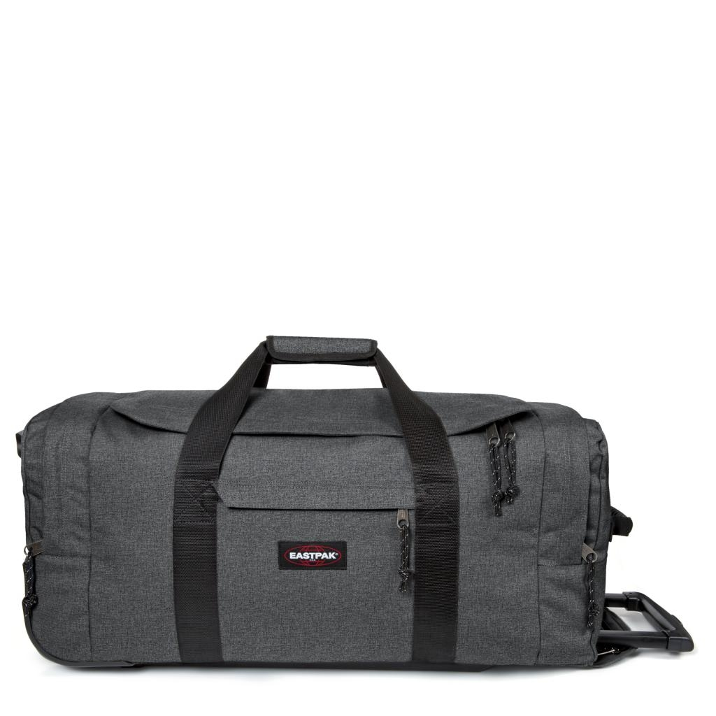 Eastpak Leatherface M Black Denim-30