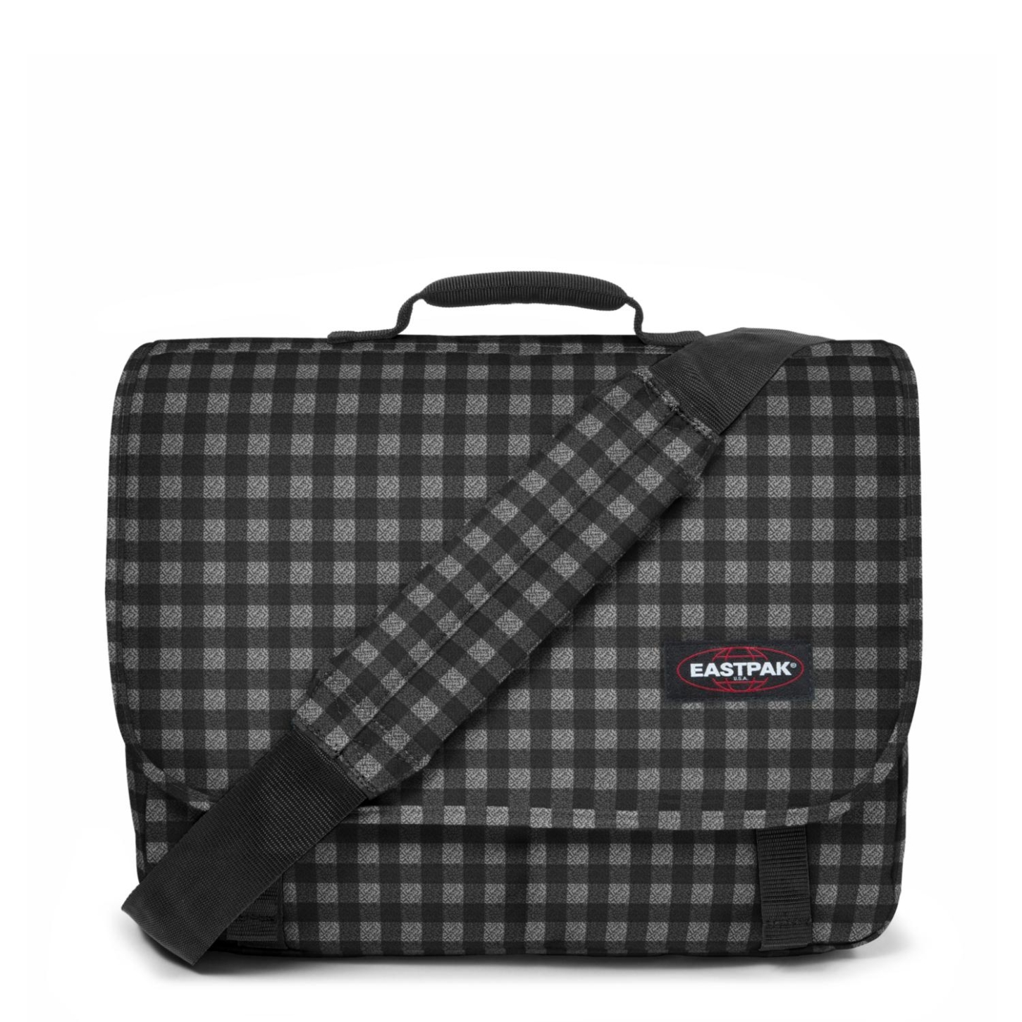 Eastpak Senior Checksange Black-30