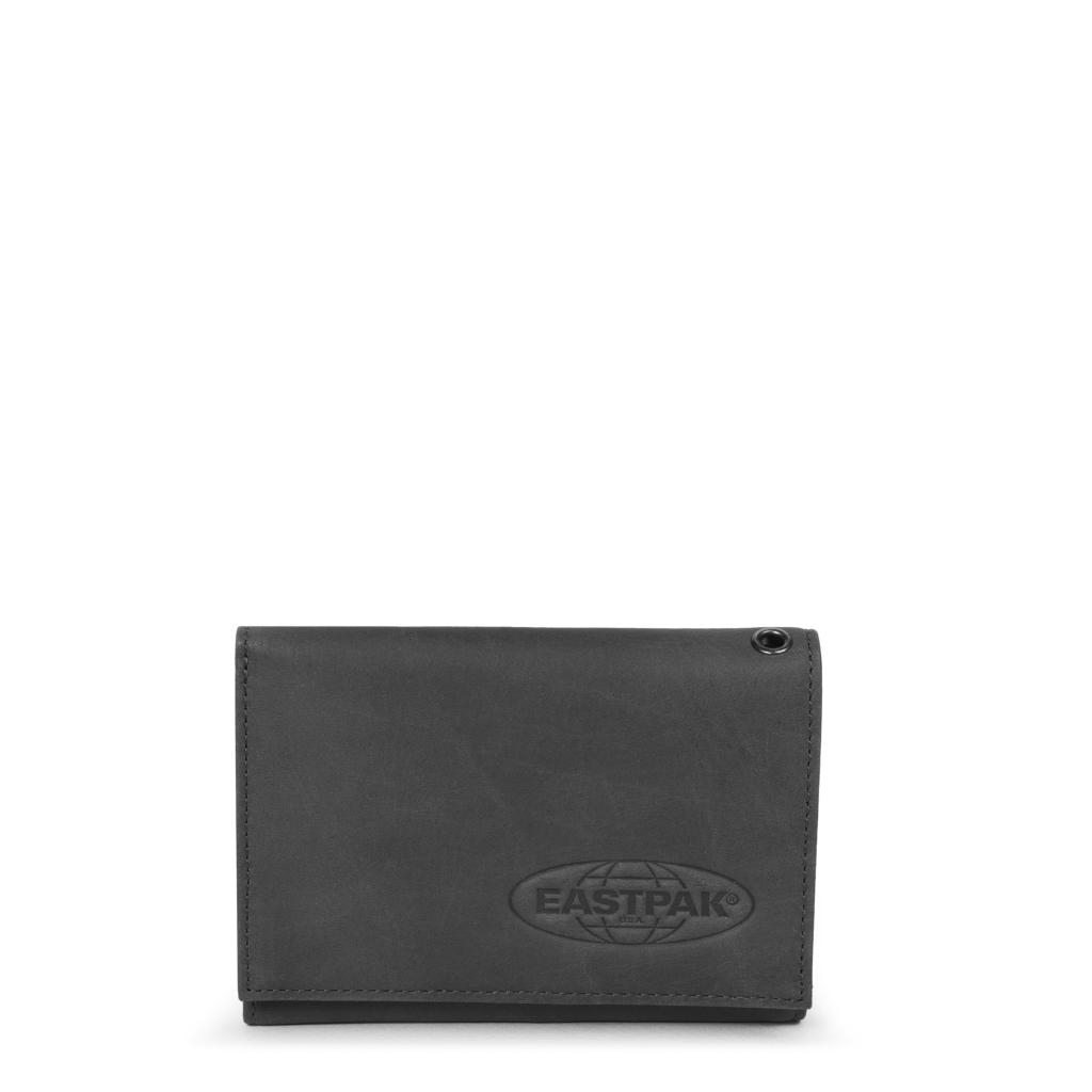 Eastpak Crew Single Black Leather-30