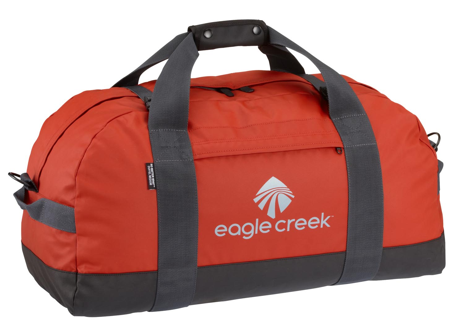 EagleCreek - No Matter What Flashpoint Duffel M Red Clay - Duffels -