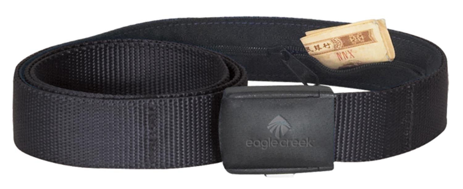 All Terrain Money Belt Black-30