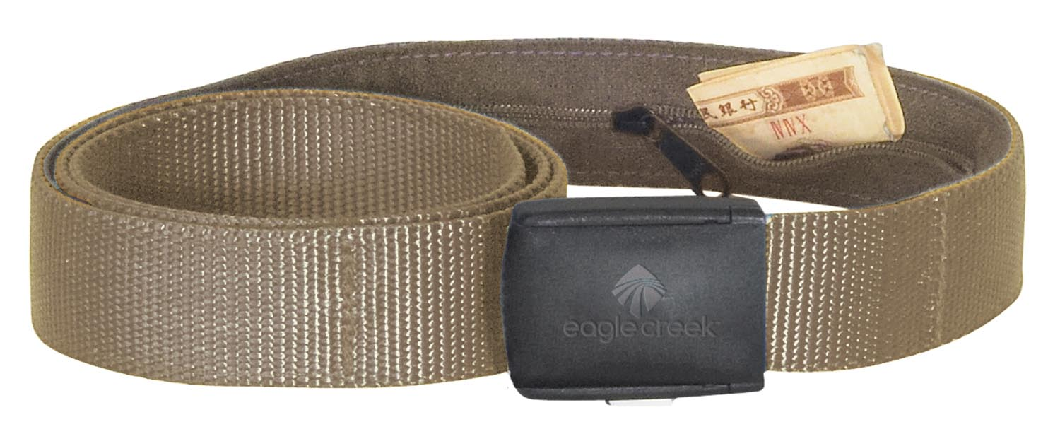Eagle Creek All Terrain Money Belt Tan-30