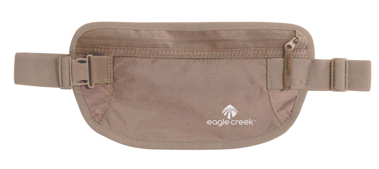 Eagle Creek Undercover Money Belt Khaki-30