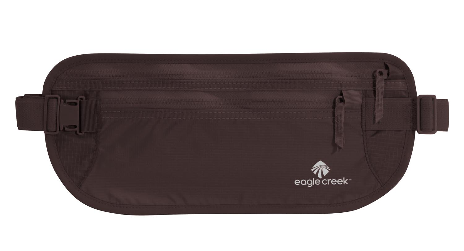 Eagle Creek Undercover Money Belt Dlx Mocha-30