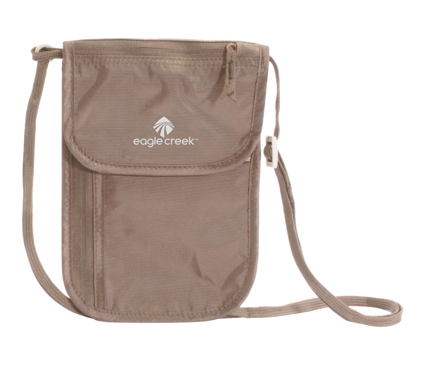 Eagle Creek Undercover Neck Wallet Dlx Khaki-30
