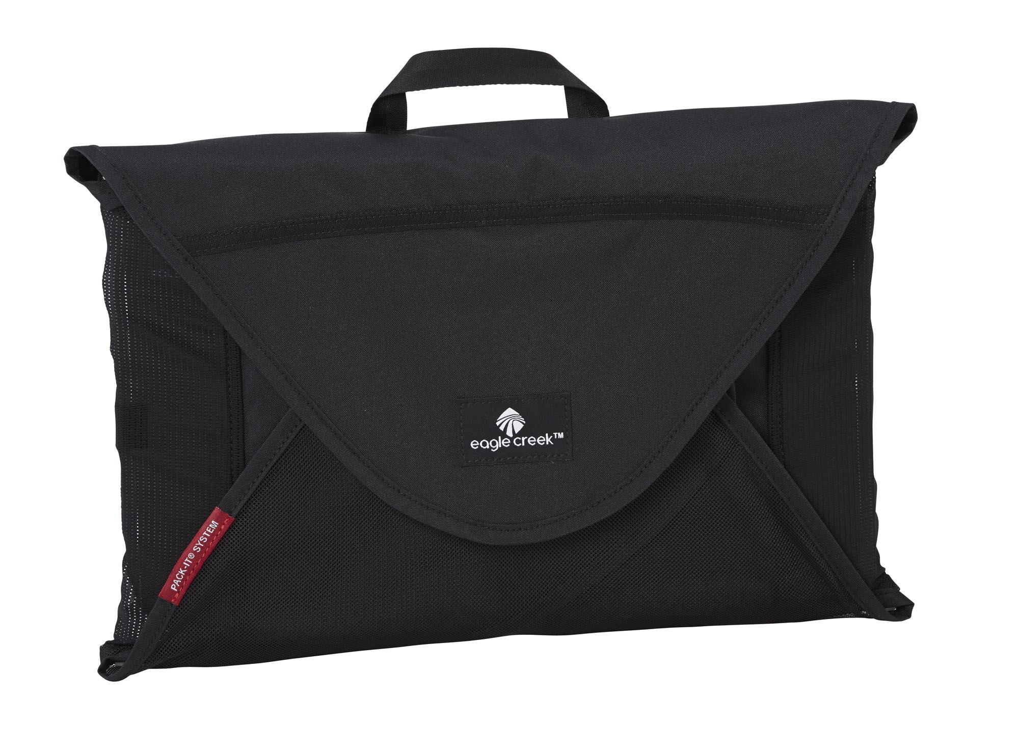 EagleCreek - Pack-It Garment Folder Small Black - Packing Bags -