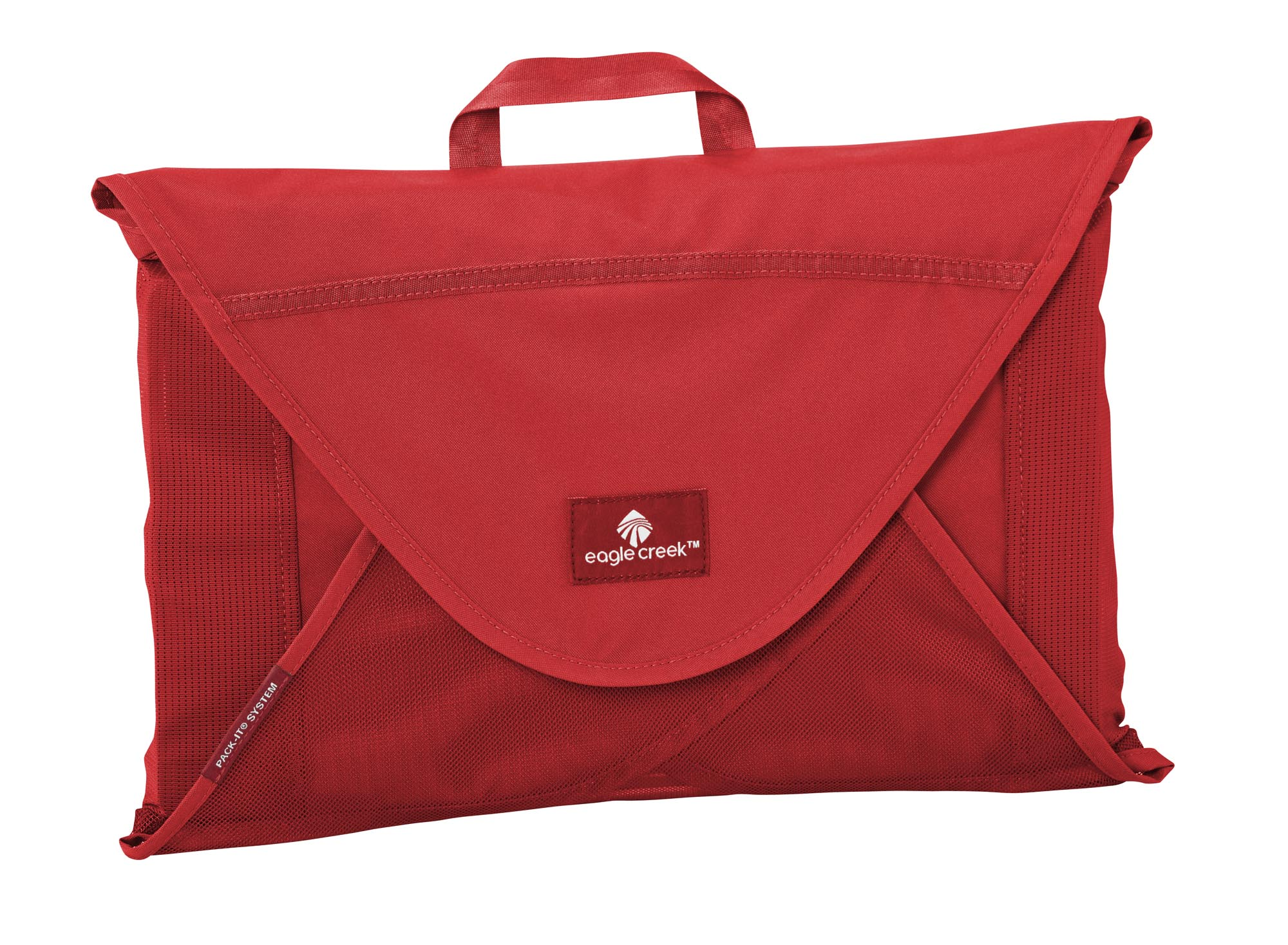 Eagle Creek Pack-It Garment Folder Small Red Fire-30