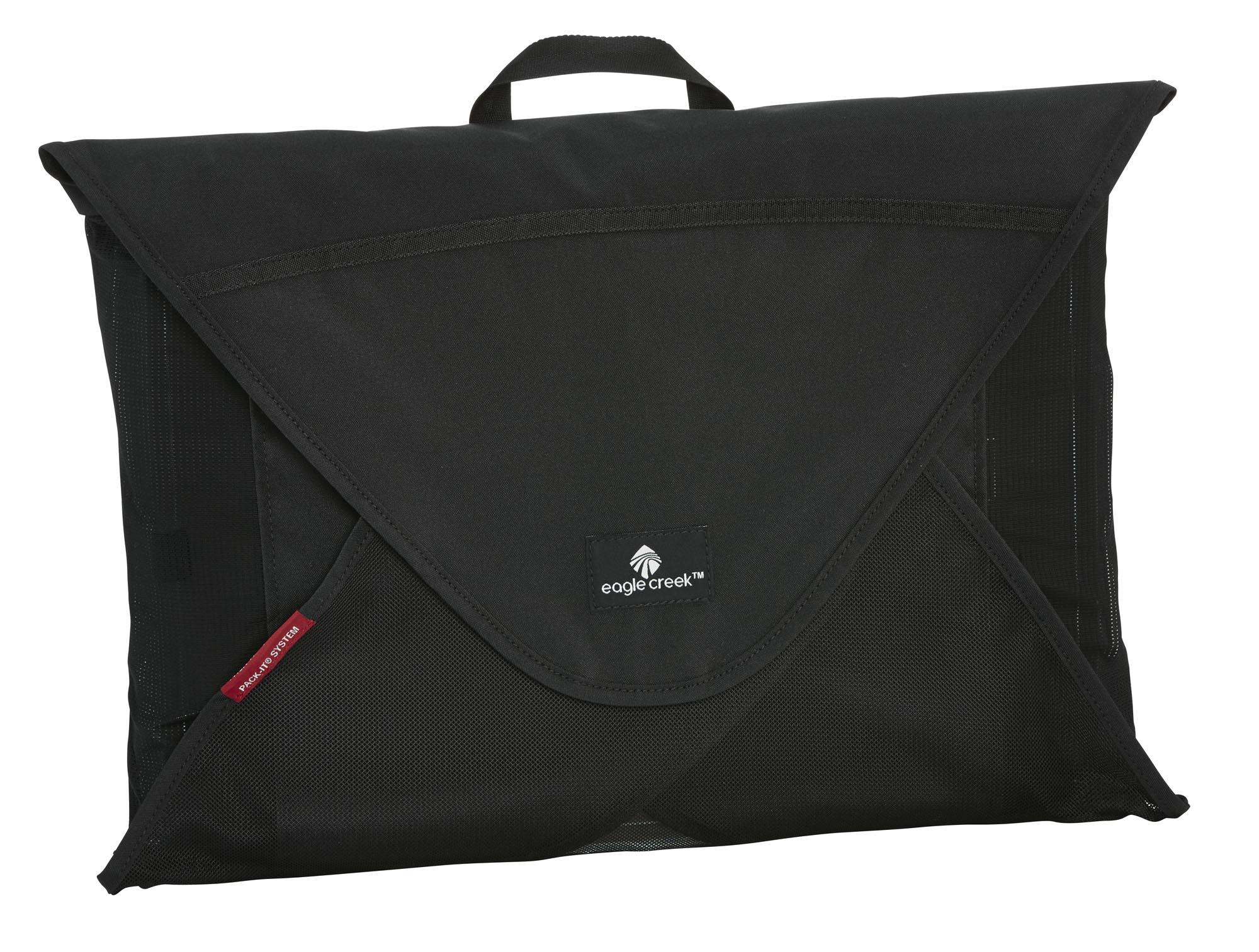 EagleCreek - Pack-It Garment Folder Medium Black - Packing Bags -