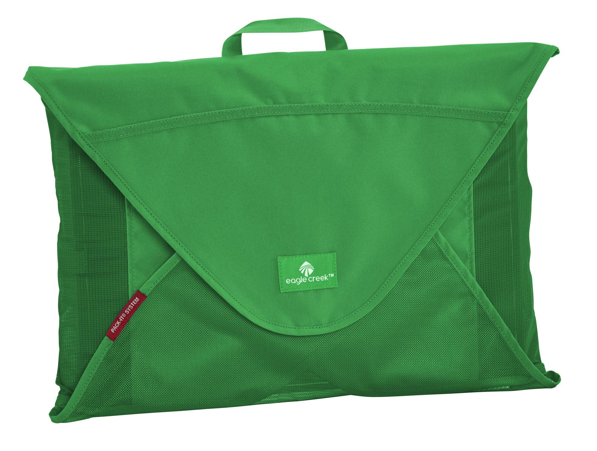 EagleCreek - Pack-It Garment Folder Medium Earth Green - Packing Bags -