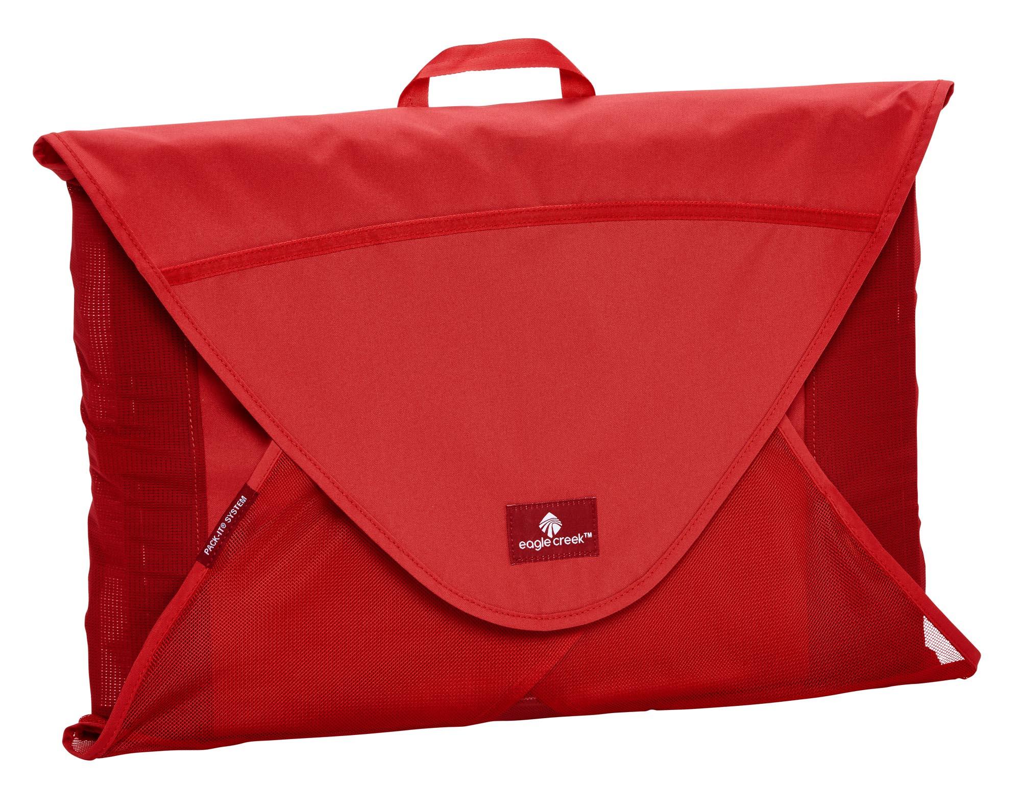 EagleCreek - Pack-It Garment Folder Large Red Fire - Packing Bags -