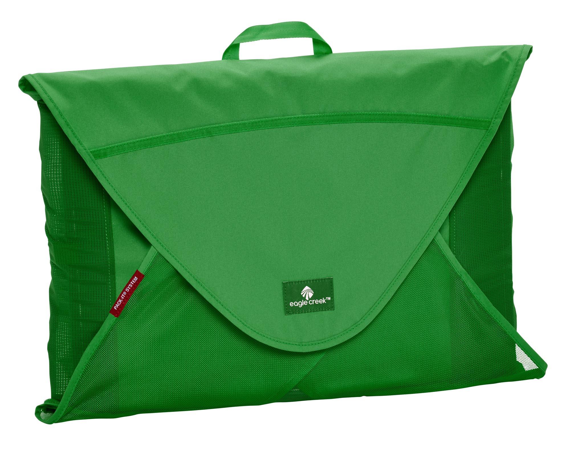 EagleCreek - Pack-It Garment Folder Large Earth Green - Packing Bags -