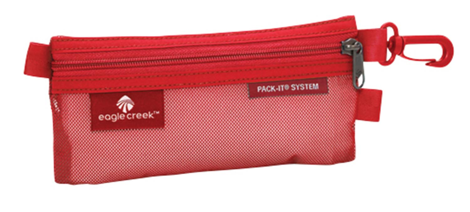 Eagle Creek Pack-It Sac Xsmall Red Fire-30