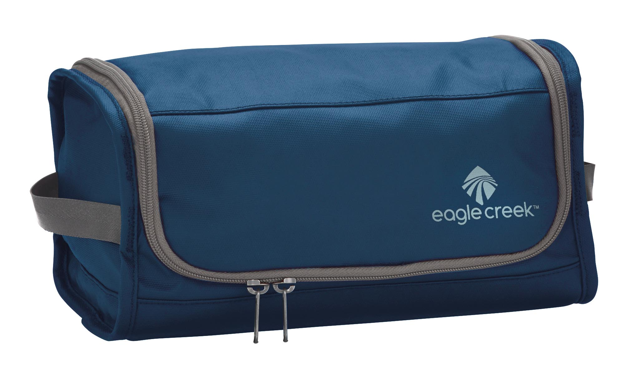 EagleCreek - Pack-It Bi-Tech Trip Kit Slate Blue - Sponge Bags -
