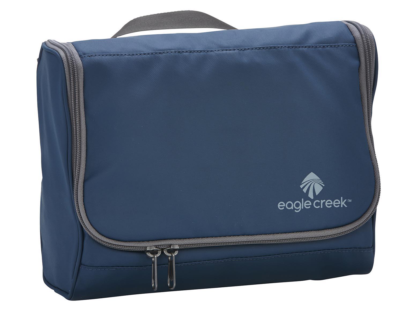 EagleCreek - Pack-It Bi-Tech On Board Slate Blue - Sponge Bags -