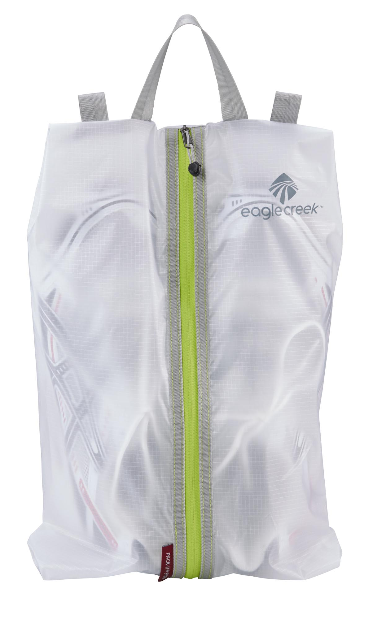 Eagle Creek Pack-It Specter Shoe Sac White-30
