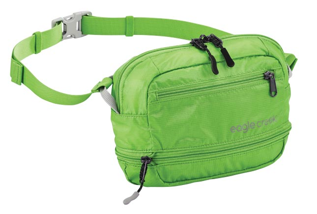 EagleCreek - 2-in-1 Waistpack/Shoulder Bag Mantis Green - Shoulder Bags -