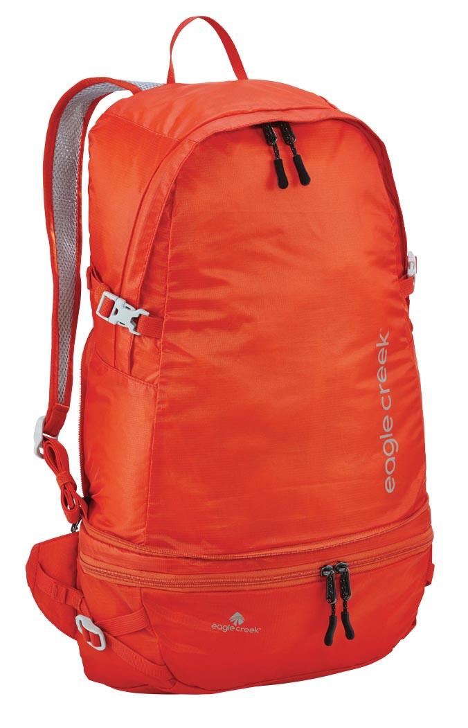 EagleCreek - 2-in-1 Backpack/Waistpack Flame Orange - Daypacks -
