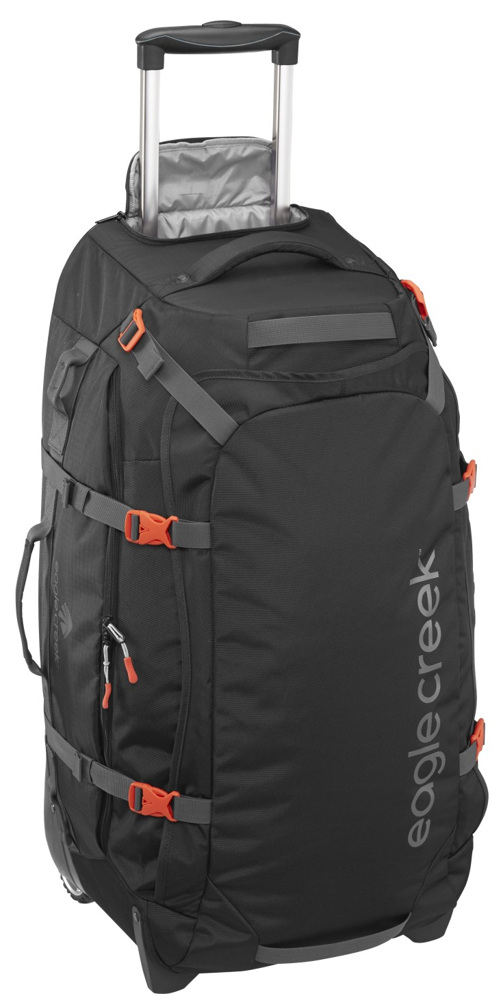 Eagle Creek Actify Wheeled Duffel 30 black-30
