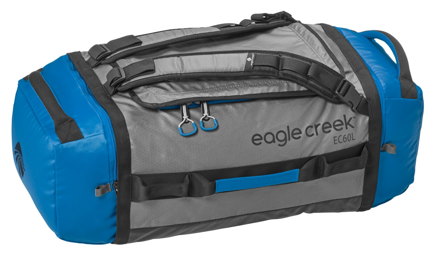 Eagle Creek Cargo Hauler Duffel 60L / M blue/grey-30