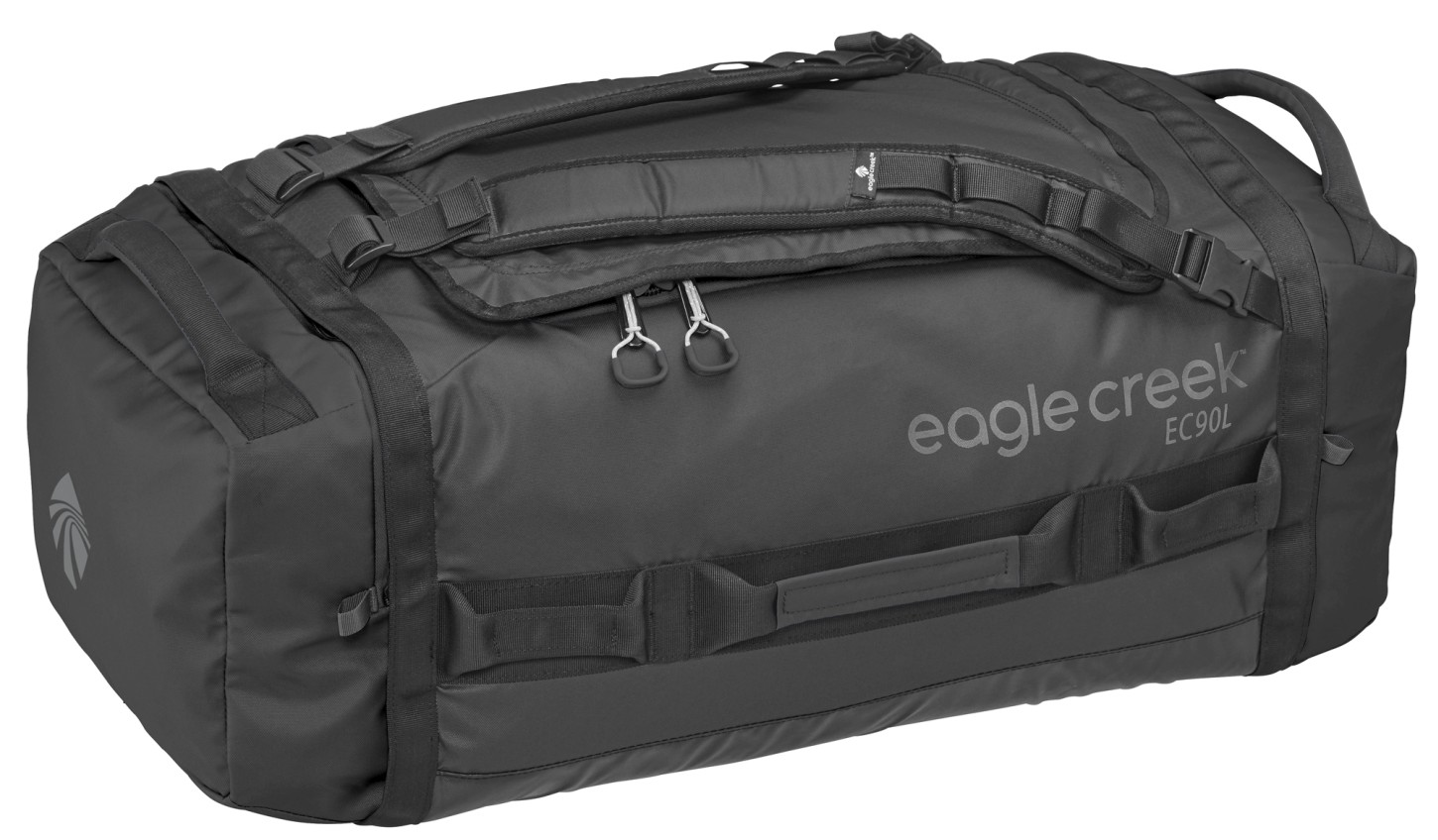 Eagle Creek Cargo Hauler Duffel 90L / L black-30