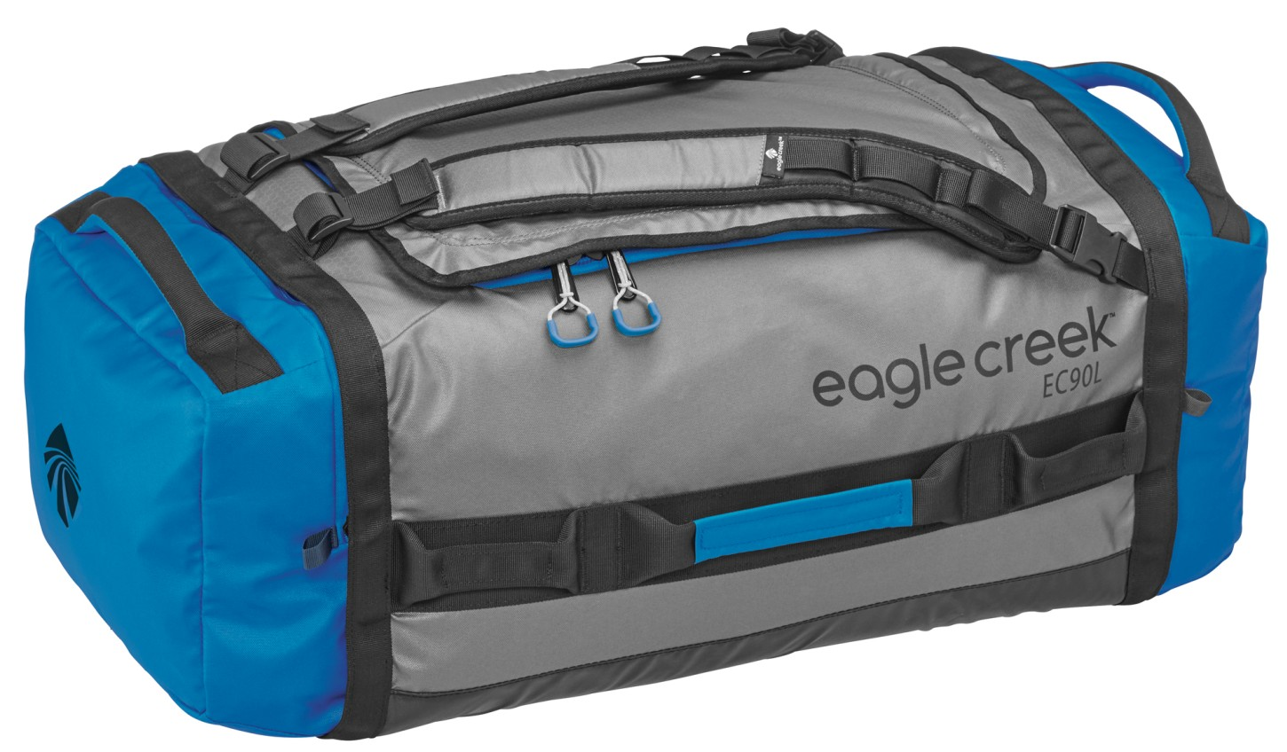 Eagle Creek Cargo Hauler Duffel 90L / L blue/grey-30