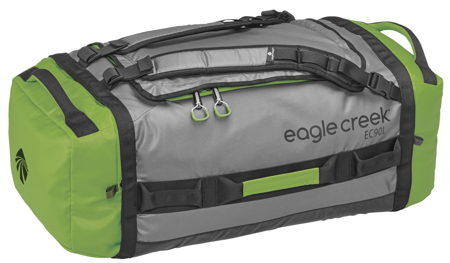 Eagle Creek Cargo Hauler Duffel 90L / L fern/grey-30