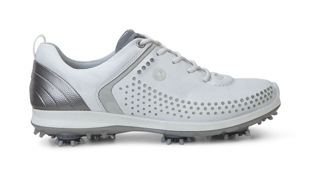 Ecco Women's Golf Biom G 2 White/Buffed Silver-30