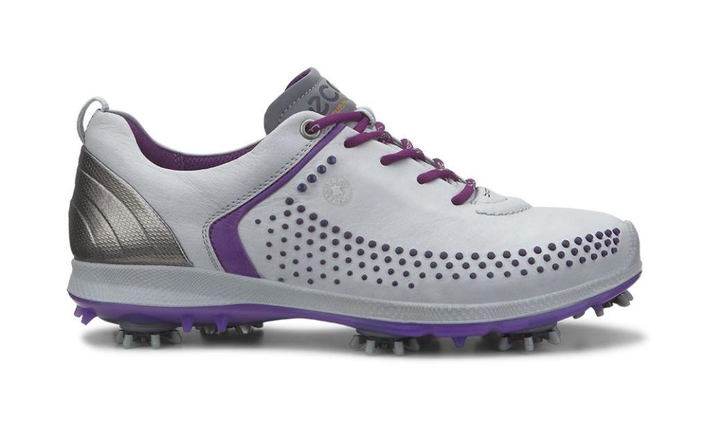 Ecco Women's Golf Biom G 2 Concrete/Imperial Purple-30