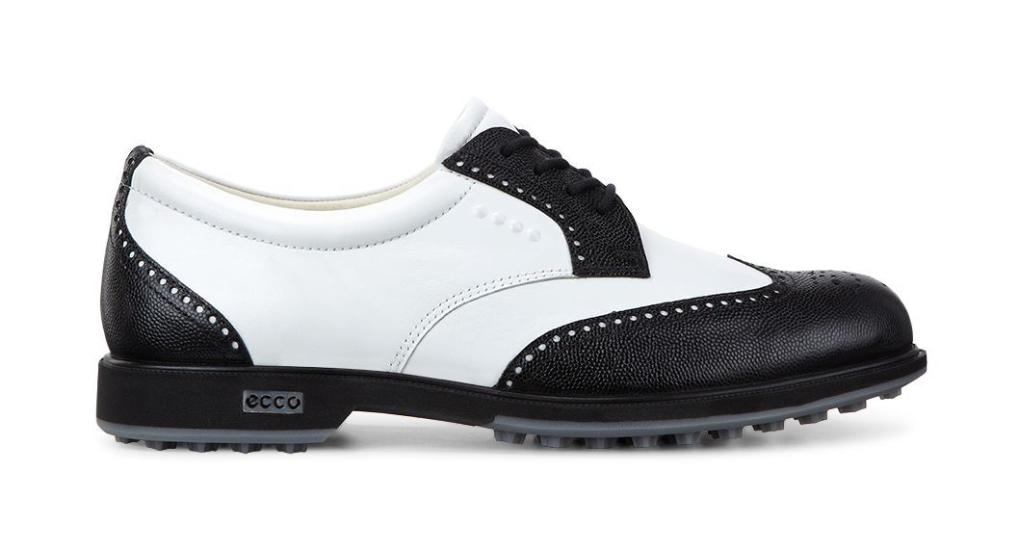 Ecco Womens Clas. Golf Hybrid Black/White-30