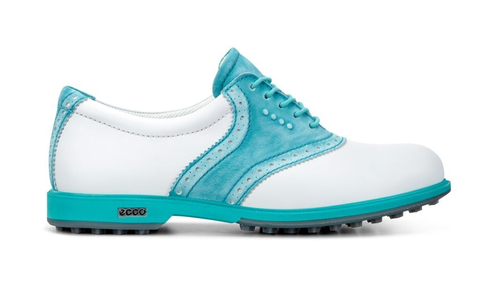Womens Clas. Golf Hybrid White/Capri Breeze-30