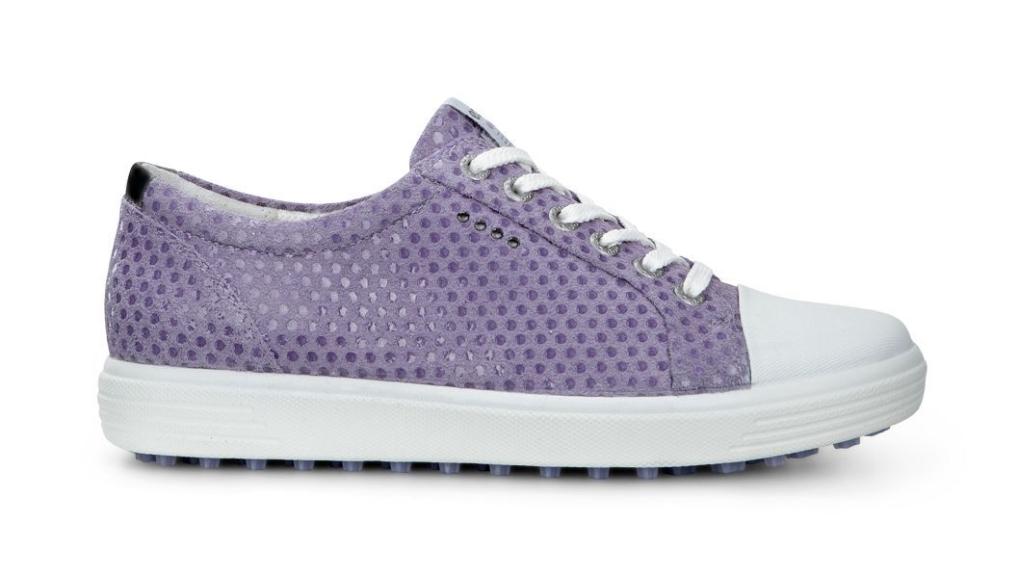 Ecco Womens Golf Casual Hybrid Light Purple-30