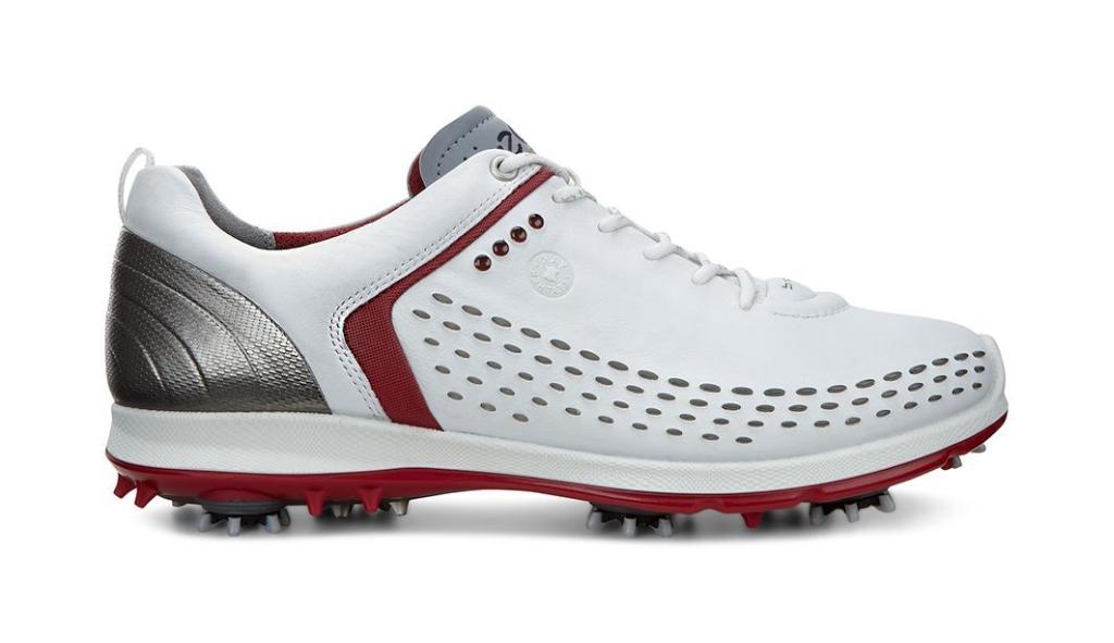 Men's Golf Biom G 2 White/Brick-30