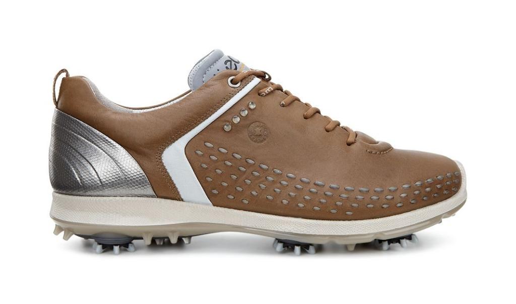Ecco Men's Golf Biom G 2 Camel/Oyester-30