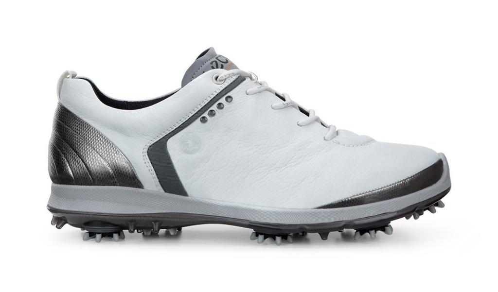 Ecco Men's Golf Biom G 2 White/Dark Shadow-30