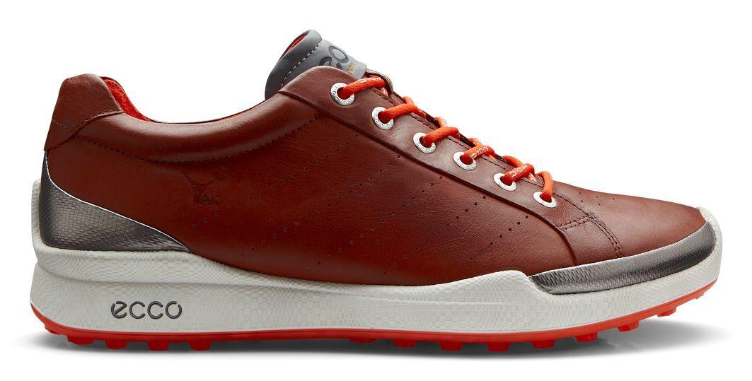Ecco Men´s Biom Golf Hybrid Mahogany/Fire-30