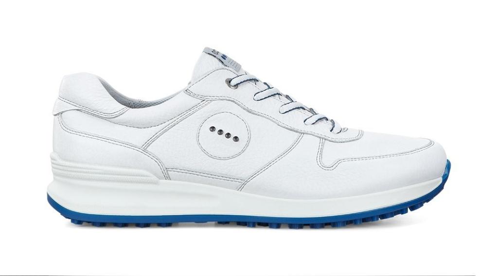 Ecco Men's Golf Speed Hybrid White/Royal-30