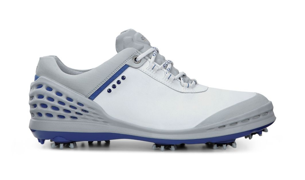 Ecco Men's Golf Cage White/Royal-30