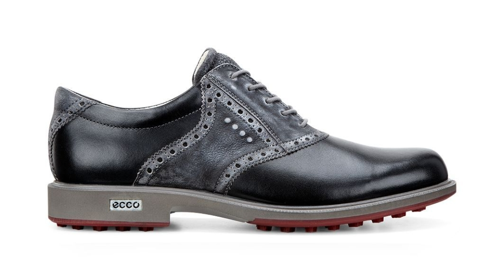 Ecco Mens Tour Golf Hybrid Black/Black-30
