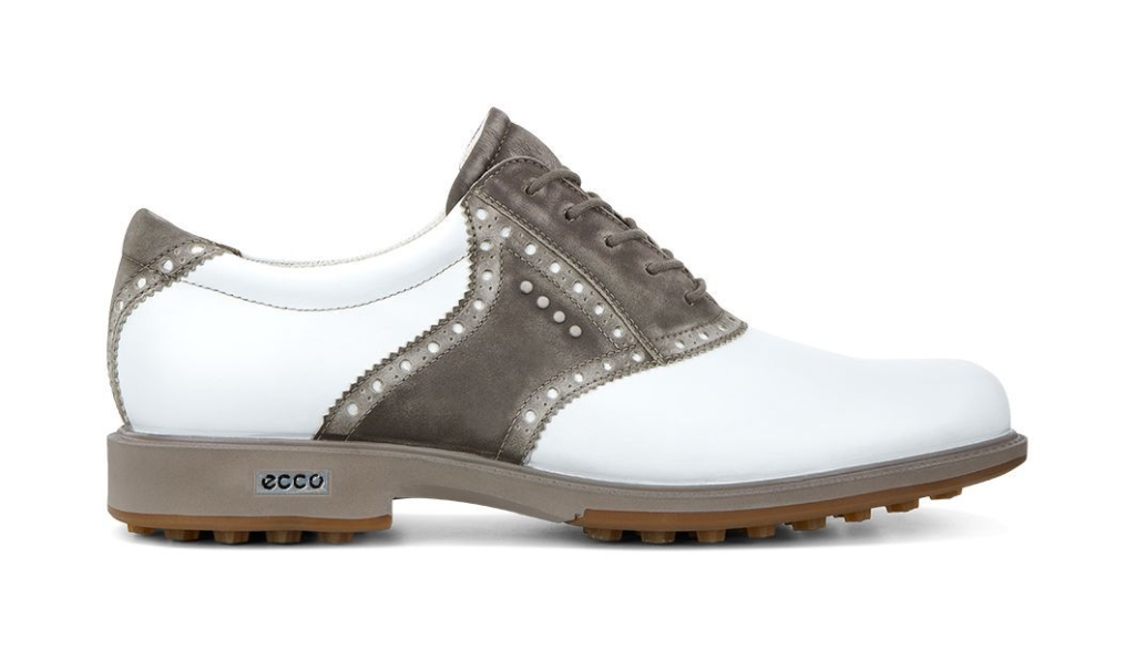Ecco Mens Tour Golf Hybrid White/Dark Clay-30