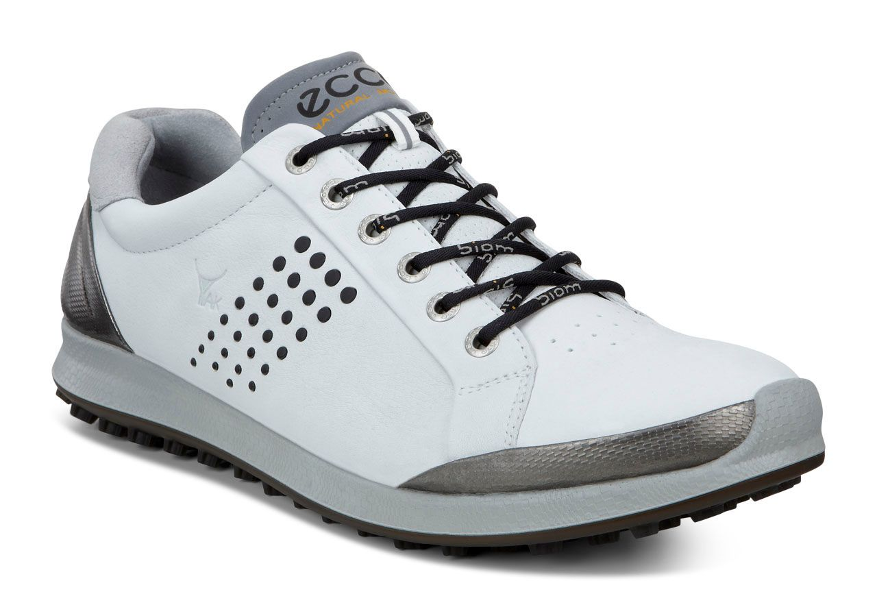 Ecco Men´s Golf Biom Hybrid 2 White/Black-30