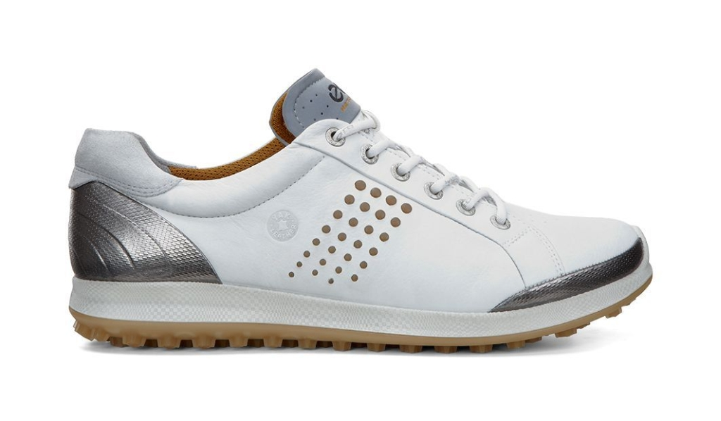 Ecco Men's Golf Biom Hybrid 2 White/Mineral-30