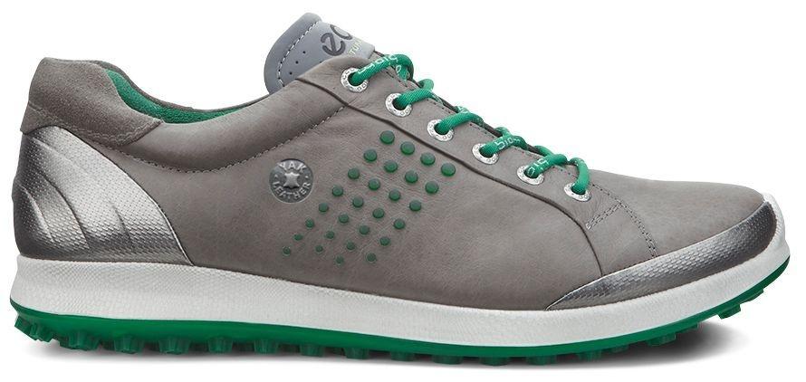 Ecco Men's Golf Biom Hybrid 2 Warm Grey/Pure Green-30