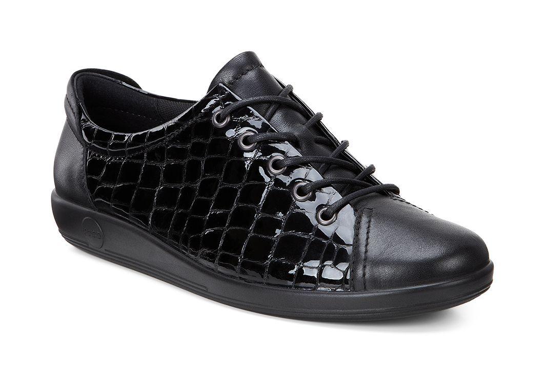 Ecco Women´s Soft 2.0 Black/Black-30