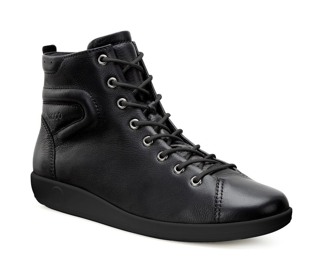 Women´s Soft 2.0 Black With Black Sole-30