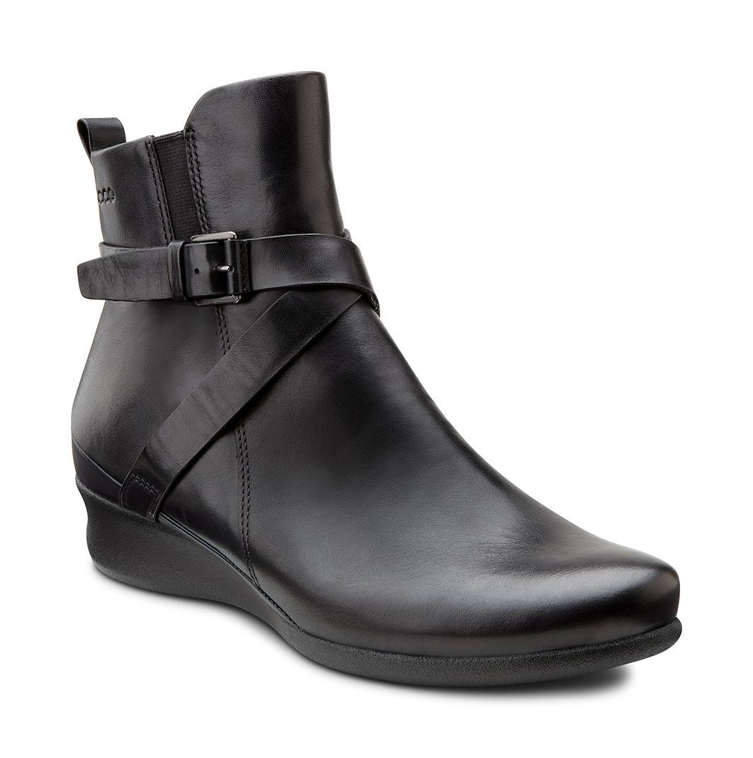 Ecco Women´s Abelone Black-30